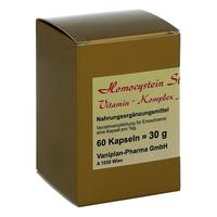 HOMOCYSTEIN Stoffwechsel-Vitamin-Komplex N Kapseln 60 St..