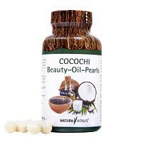 NATURAVITALIS Cocochi Beauty-Oil-Pearls Kapseln