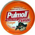 PULMOLL Junior Orange m.Vitam.ACE o.Z.Bonbons